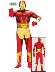 Disfraz de superhéroe biónico Iron Man