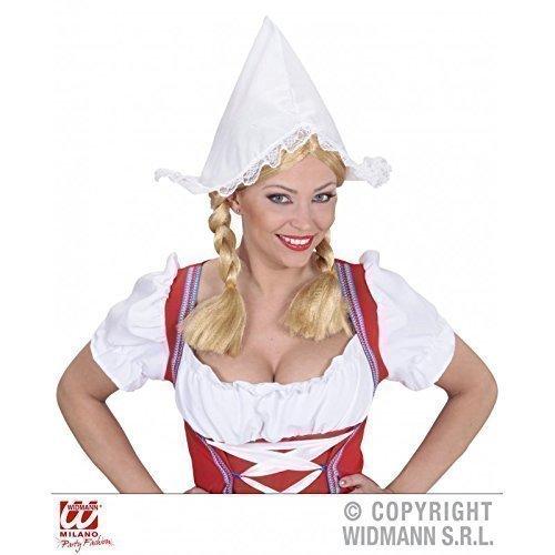 Lively Moments Weißer Hut der Holländerin / - Holland Kostüm Kinder