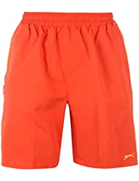 Slazenger - Short de sport - Homme rouge Red