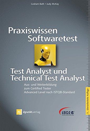 Istqb Advanced Test Analyst Book