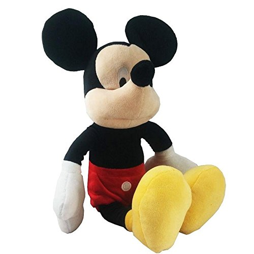 Mickey Mouse Plush Classic (Famosa 760011898)