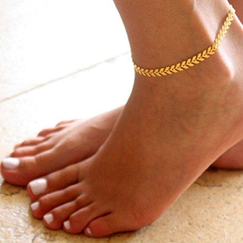 Chicer Bracelet de cheville Cha