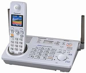 Panasonic KX-TG5776S 5.8 GHz FHSS GigaRange Expandable Digital Cordless Phone System