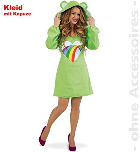 FRIES Damen Kostüm Bärli (M) zu Karneval, ()