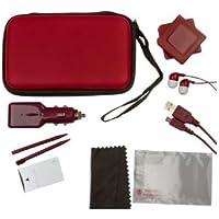 Crown Deluxe 12-in-1 Accessory Pack: Red (Nintendo 3DS) [Edizione: Regno