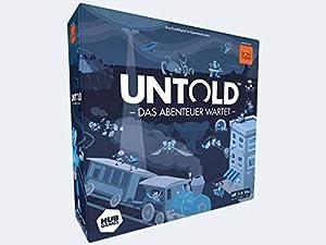 The Creativity Hub CRHD0001 Untold-Das Abenteuer Wartet Juguete