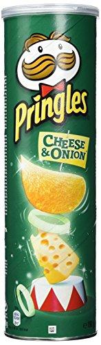 Preisvergleich Produktbild Pringles Cheese and Onion,  190 g
