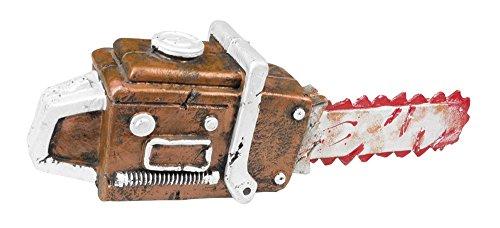shoperama Halloween Accessoire - Kettensäge aus Schaumstoff (Kettensäge Halloween Spielzeug)