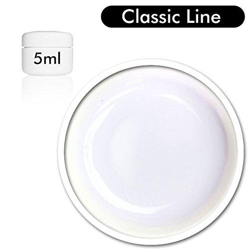 Gel UV/LED 5ml - Blanco Francesa - White