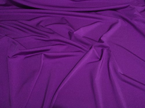 59-wide-spandex-nylon-lycra-4-way-stretch-dress-dance-sportswear-fabric-material-per-metre-purple