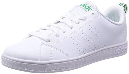Sapatos Brancos Adidas F98490 Vantagem Weia £ Ay