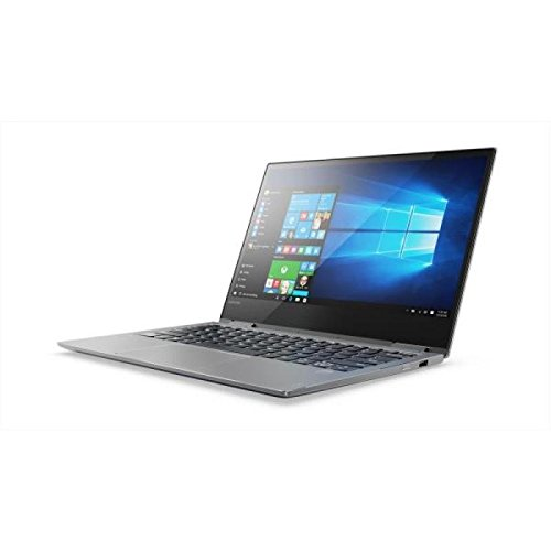 "Lenovo Yoga 720-13- Portátil táctil convertible de 13.3""Full HD (Intel I5-7200U, 8 GB de RAM, 256 GB de SSD, Windows 10), Gris - teclado QWERTY Español"