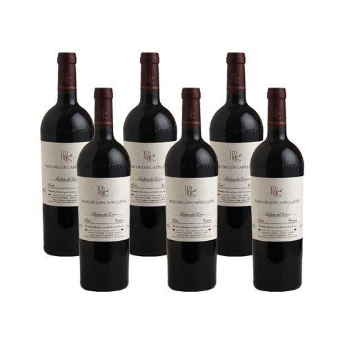 Pago De Los Capellanes Crianza - Vino Tinto - 6 Botellas