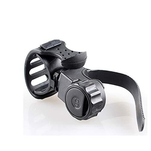 lymty 360 drehung Radfahren licht Halter Fahrrad Taschenlampe Halterung automatische reitenausrüstung Griff Fahrrad led lampenständer MTB Taschenlampe Klemmen Clip montieren zubehör