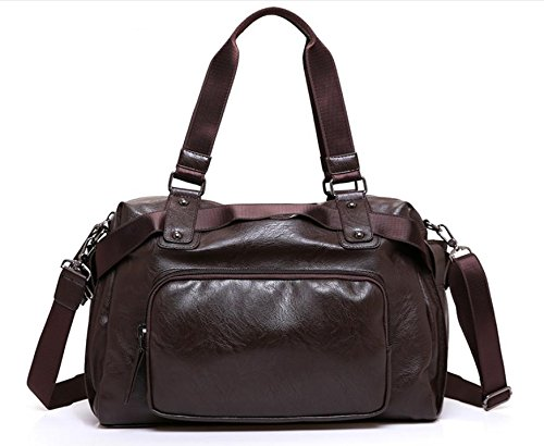 RTZLL Messenger Tasche Mode Handtasche Retro-Taschen für Herren Brown