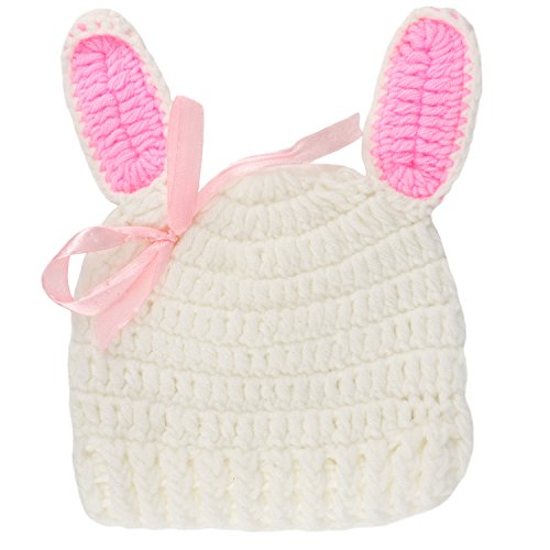 Imagen de ateid disfraz atrezzo de fotografía traje para bebé recién, 0 12 meses, conejo alternativa