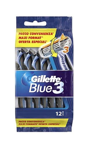 gillette-blue3-rasoi-usa-e-getta-confezione-da-12