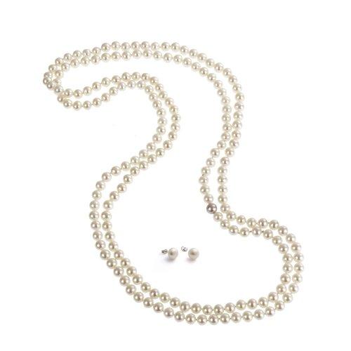 rolicia-8-9mm-65inches-165cm-aus-zucht-weisse-perlen-halskette-fur-women-passende-ohrstecker-set