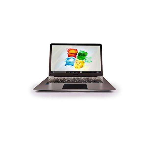 14.1″ Full HD Windows 10 Laptop – 4GB RAM 32GB Storage, T90B+ Pro Model Lapbook, Intel 64-bit USB 3.0, 5GHz WIFI (Dual-Band WIFI) 2x WIFI speeds, Supports upto 256GB tf-card and upto 1TB HDD 417WidVFtWL