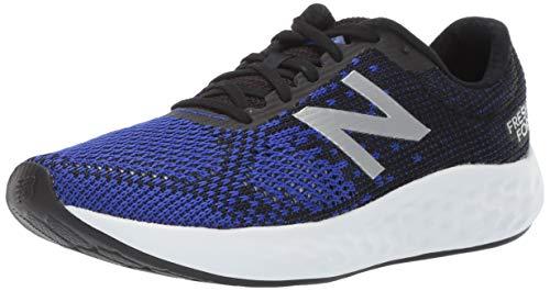 New Balance Fresh Foam Rise, Scarpe Running Uomo, Blu Blue/Black UV, 44.5 EU