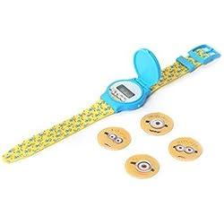 Minions Flip Top Watch