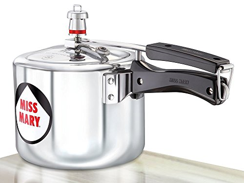Hawkins Miss Mary Aluminium Pressure Cooker, 3 Litres  available at amazon for Rs.849