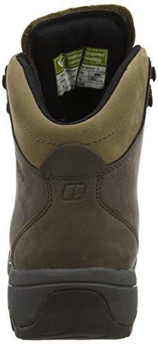Berghaus Fellmaster, Chaussures de Randonnée Hautes Homme Gris (Charcoal/Charcoal L76)