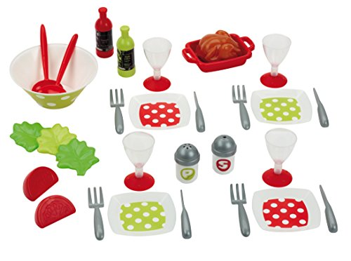 Ecoiffier 2605 - Dinner-Set