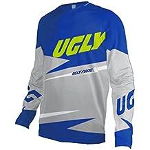 Uglyfrog 2017 Manga Larga Downhill Jersey De Descenso Bicicleta De Primavera&otoño MontañalMaillots Deportes ...