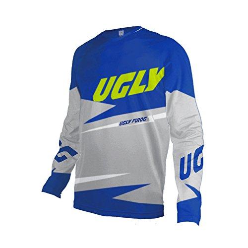 endura trikot Uglyfrog Element Racewear Motocross Herren Downhill Jersey Trikot MX Enduro Offroad Motorrad Youth/Erwachsener Wear