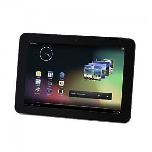 "Intenso 1004 Tablette tactile 10,1"" (25,65 cm) Rockchip Core 2 Quad RK3188 6,4 GHz 8 Go Android Jelly Bean 4.2.1 Wi-Fi Noir"