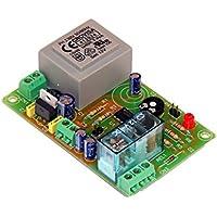 CEBEK - Temporizador Standard Con Salida A Relé Universal A 230 V. Ac De 1