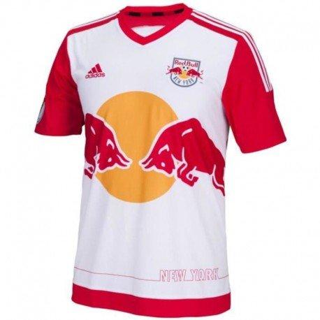 2016 New York Red Bulls Adidas Home Football Shirt