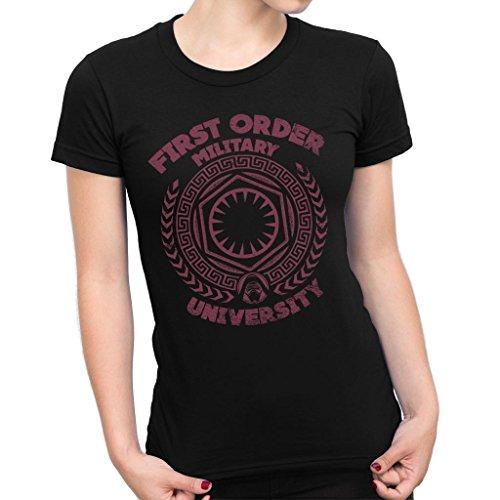 Star Wars First Order Military University Women's T-Shirt