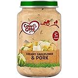 Vache Et Porte Étape 2 Pot De Chou-Fleur Crémeuse De Porc 200G - Paquet de 2
