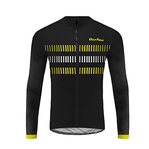 Uglyfrog Cycling Jersey Bicycle Bike Cycle Long Sleeves Jersey Jacket  Comfortable Shirts Tops T-shirt c617c61037b