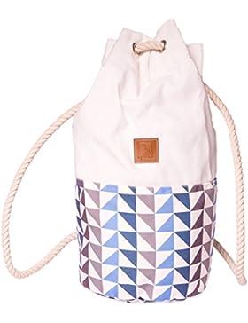 Seabag Montreal 2.0 [Neues Modell] – Der Fashion Trend von Booktrip® / aus Baumwolle & Polyester / wasserdicht...