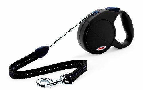 flexi Hundeleine Classic 1; 5 m, bis 12 kg schwarz