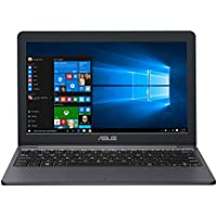 ASUS E203NA-FD026TS 11.6 Inch Laptop, Star Grey - (Intel Celeron 3350 Processor, 2 GB RAM, 32 GB eMMC + 2 Years of 500 GB Free Web Storage, Pre-Installed with Microsoft Office 365, Windows 10)