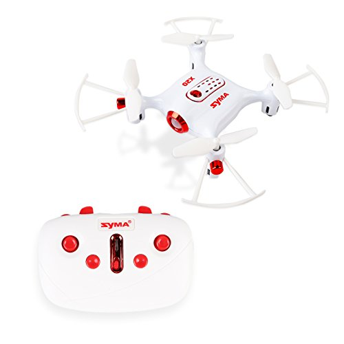 Syma X20 Reticule Drone Taschendrohne 2.4Ghz Mini Drohne RC Quadcopter Headless Configuration Kopflos Eremitical Guideline with an iron shackles Höhe Halten Fernbedienung One Key Start / Assets Funktion, 3D ROLLEN