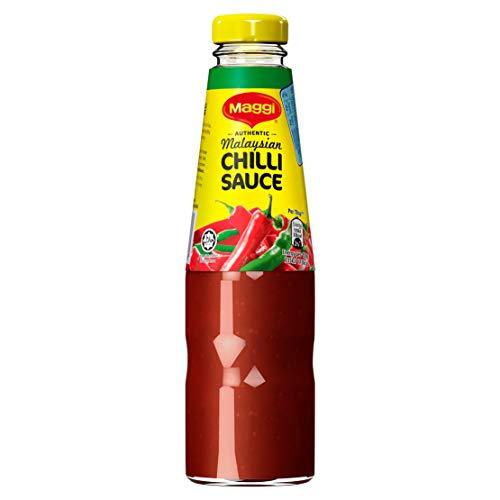 Maggi Chilli Sauce, 340 g (Pack of 6)