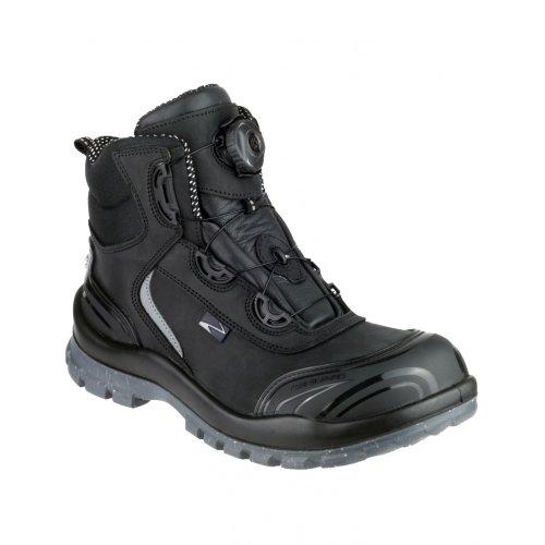 Pezzol Moonwalker 911X - Chaussures montantes de sécurité - Homme Noir