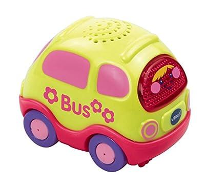 Vtech Baby 80-119554 - Tut Tut Flitzer Bus, pink von VTech