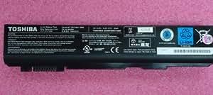 Authentique batterie d'origine pour Toshiba Pa3788U - 1BRS 55Wh PaBAS223 10,8 V