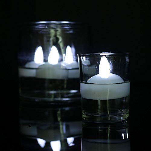 WangZJ Vela electrónica/Vela Navidad/decoración