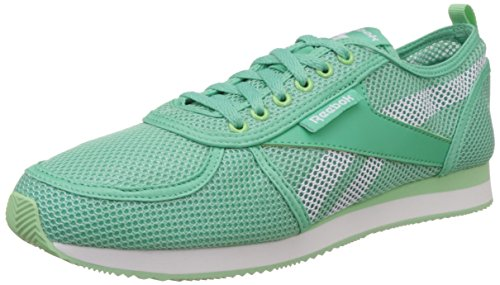 Reebok Classics Women's Royal Cl Jog 2Se Blue, Green and White Running Shoes – 6 UK 417X 2BlbGptL