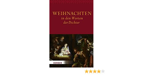 Weihnachten in den Worten der Dichter: Amazon.de: Beate Vogt: Bücher