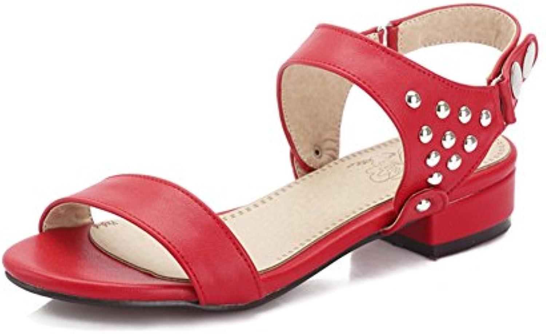 e3477b023 SHINIK Women s Shoes PU Summer Summer Summer Comfort Sandals Walking Shoes  Low Heel Open Toe Rhinestone