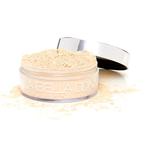 La Bella Donna Loose Mineral Foundation - Caterina by La Bella Donna
