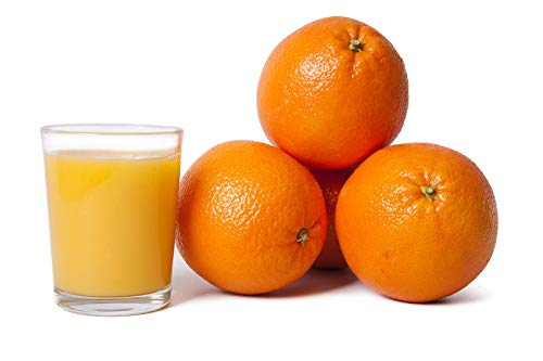 FRUCHTVERSAND24® Orangen Saftorangen Pressorangen (15kg)